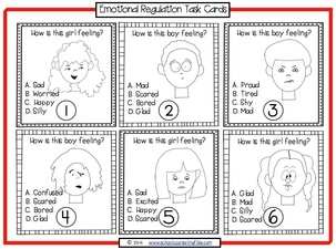Zones of Regulation/Emotional Regulation Activities - The School ...